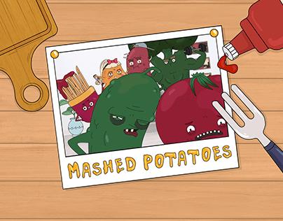 Mashed Potatoes animations