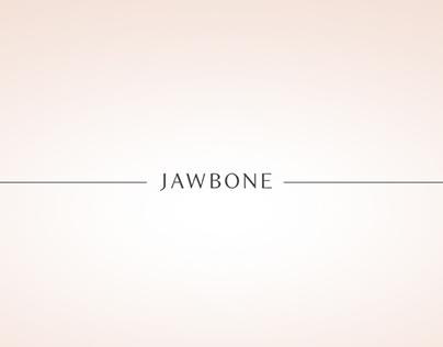 Website design- Jawbone