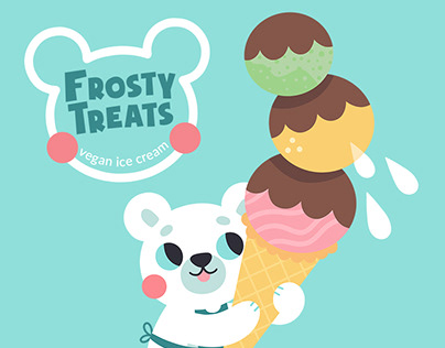 Frosty Treats Vegan Ice Cream