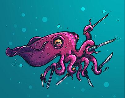 #CephalopodGeekWeek