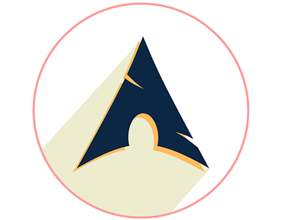 Arch Wiki Logo - created for an Arch Wiki app.