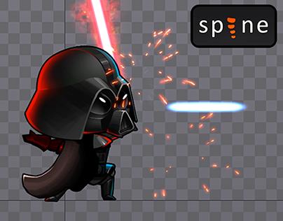 Darth Vader: Animation