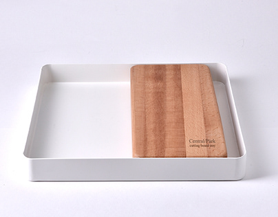 Central Park_ Cutting Board Tray