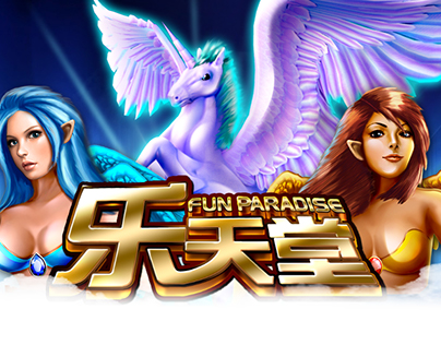 Slot Game Fun Paradise