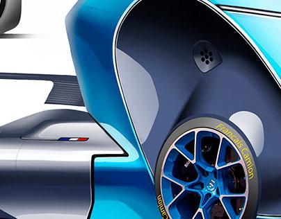 Bugatti truck design challenge