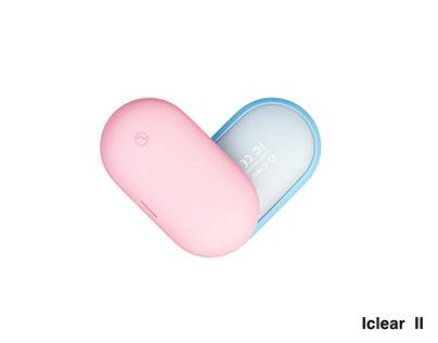 iClear II | 隱形眼鏡清洗器