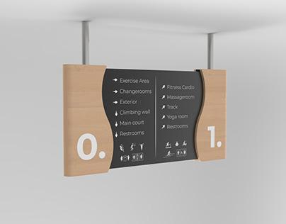 Wayfinding System Redesign - UCR