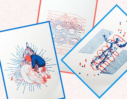 Risographies - Riso Print
