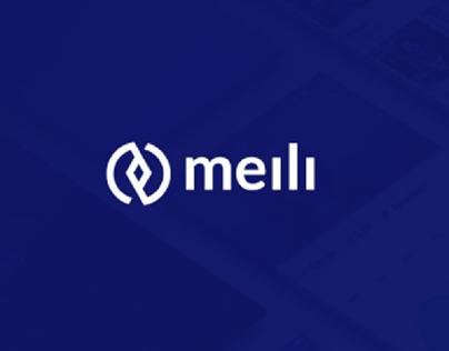 Meili Investing - Brand identity