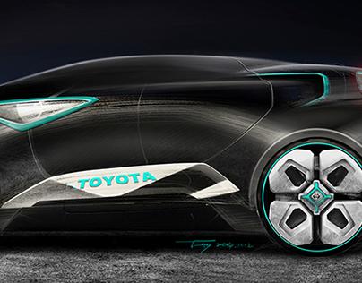 TOYOTA S-CAR