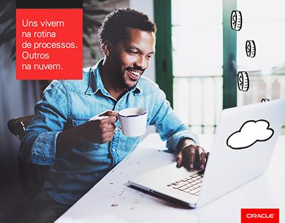 Oracle | Campanha Pequenas e Médias Empresas (PME)