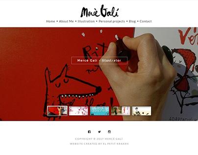 Mercè Galí – Illustrator