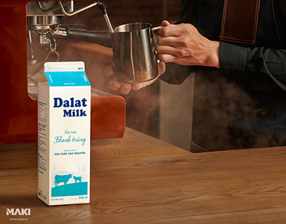 DALATMILK for F&B