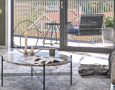 apaerment interior design stavanger norway