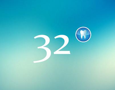 Нейминг и логотип Стоматологической клиники «32»