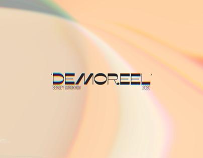 `Demoreel` 2020
