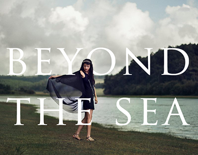 Look Book Beyond the Sea