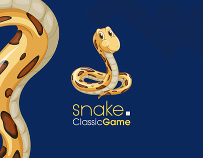Snake Classic Game - Motion Graphic