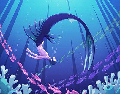 Underwater: Album Artwork