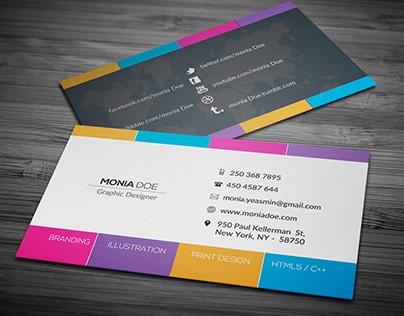 Business Card Design!