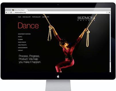 Skidmore College Dance Department