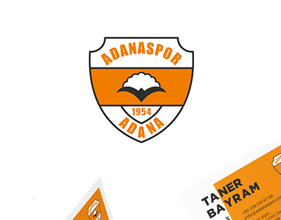 Adanaspor Corporate Identity Design