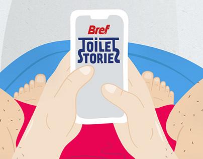 Bref | Toilet Stories
