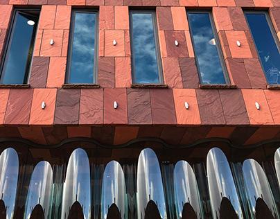 MAS (Museum aan de Stroom), Antwerpen, Belgium