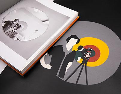 Vivian Maier Photography Exhibition Product Design
