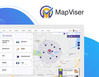Web App UX/UI design
