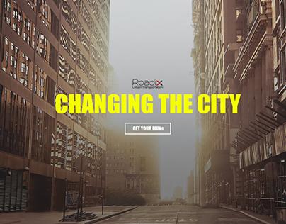 Roadix - Marketing Materials
