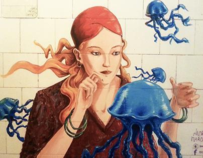 Clairvoyant of jellyfish