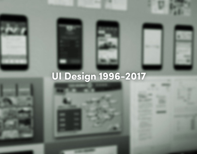 UI Design 1996-2017