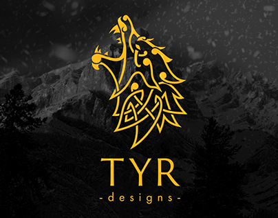 Tyr Designs Logo