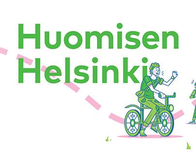 Helsinki of Tomorrow!
