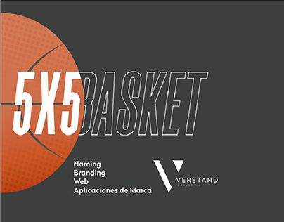 5x5basket | Branding naming