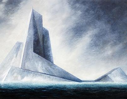 Eight primal iceberg form