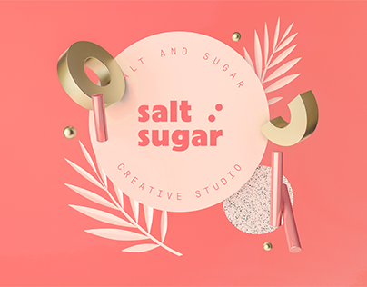 Salt and Sugar / Branding