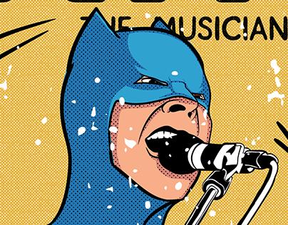Batman: The Musician Knight