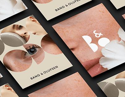 Bang & Olufsen - Rebranding