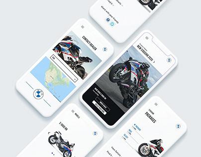 BMW Mobile App