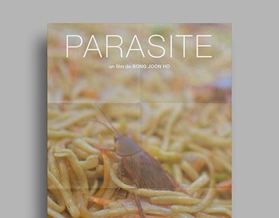 Parasite - Afiche