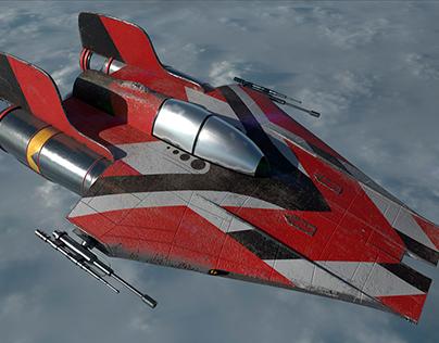 A-wing War Colors