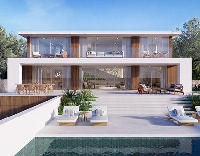 House in Mallorca 02 - Estudi Negre