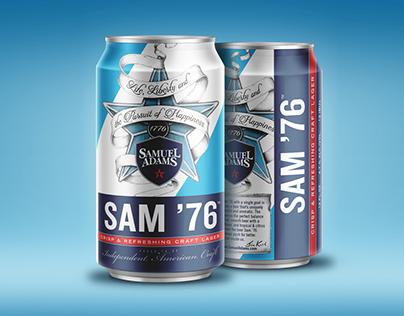 Samuel Adams - Sam '76