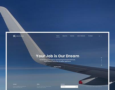 Linkin Aviation Website