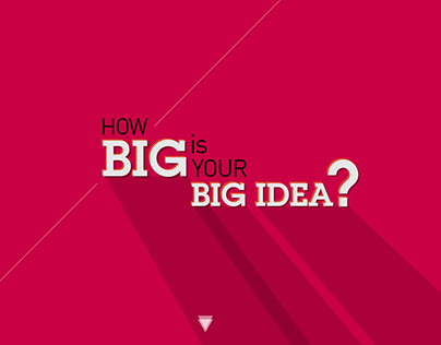 Salmat Parallax Site – How Big is Your Big Idea?