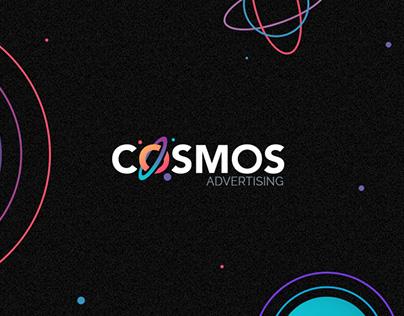Cosmos creative logo