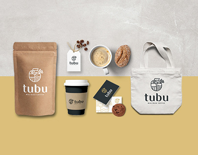Tubu Coffee Logo Design