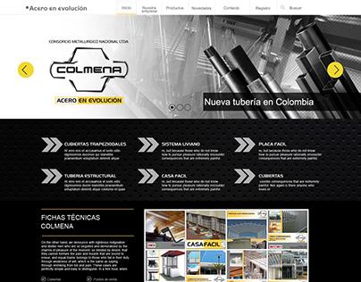 Web Tubos Colmena